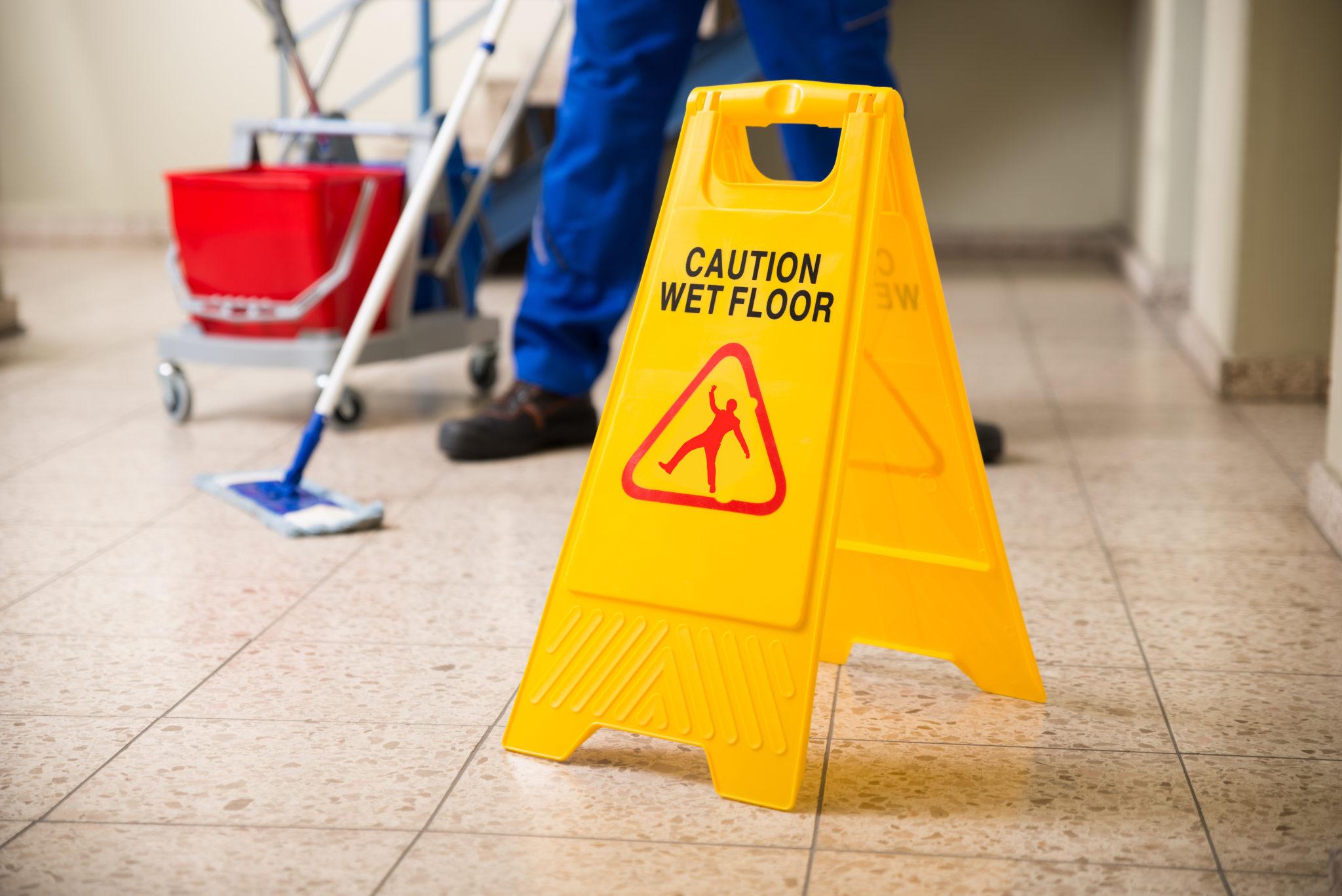 L'igiene e la pulizia sono fondamentali per l'immagine di un'azienda